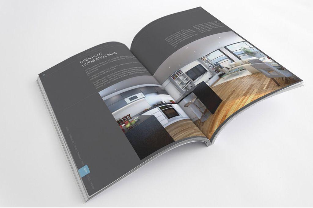 дизайн каталог в картинках