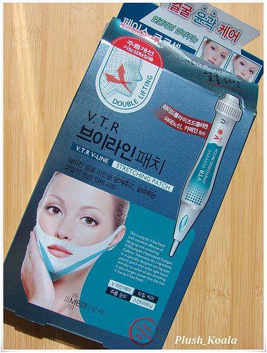 Gala's beauty - Маска для подтягивания нижней части лица L&P Beauty Clinic Mediheal Mediental V.T.R Stretching Patch