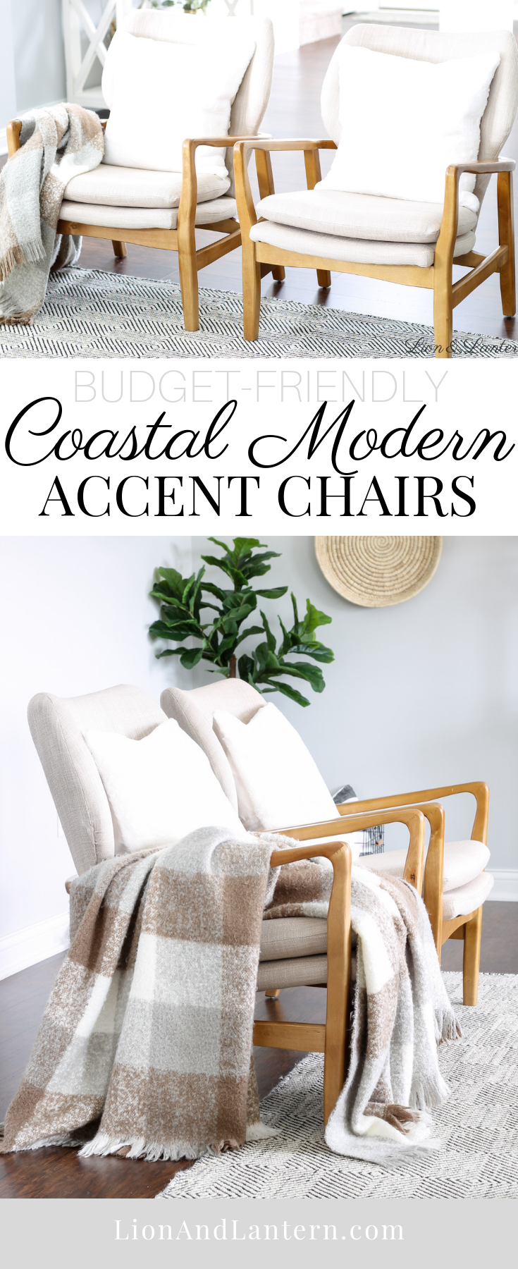 Best Coastal Modern Affordable Accent Chairs Modern Accent 400 x 300
