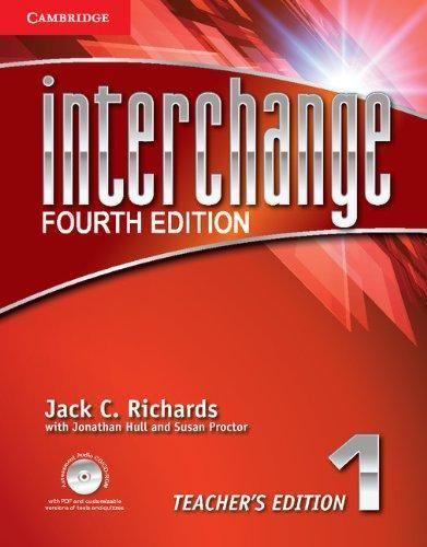 Interchange Book One