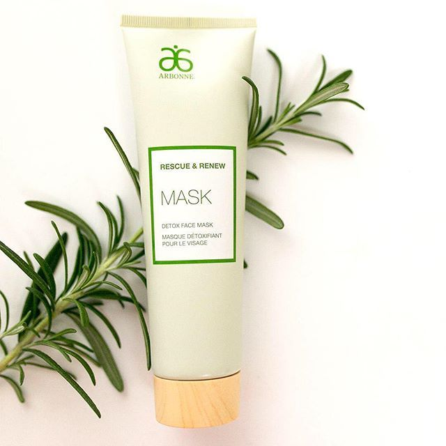 Image result for arbonne face mask