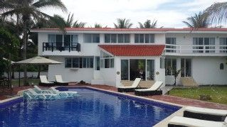 Spectacular!! Beachfront House La ProvidenciaVacation Rental in El Salvador from @HomeAway! #vacation #rental #travel #homeaway