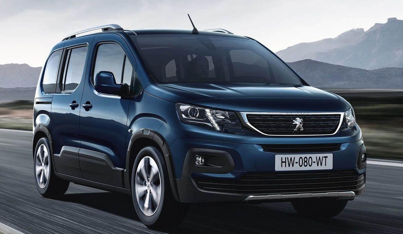 بيجو ريفتر 2019 بديلة بارتنر المدعومة بالأناقة العصرية موقع ويلز Peugeot Injury Partners