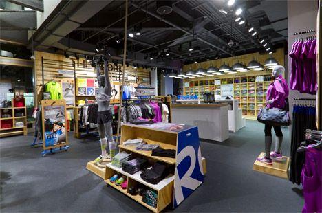 Reebok Fit Hub Store + CrossFit Gym Opens in New York City ... dc96b34324d