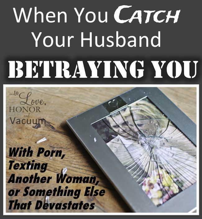 How to catch your wife having an affair