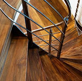 Best Indoteak 100 Fsc Reclaimed Teak Treads Teak Flooring 400 x 300