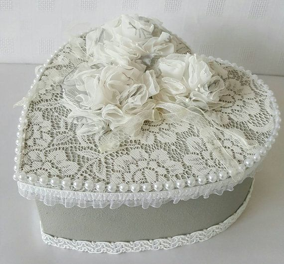 Gift box gift for mom on mothers day motherinlaw gift for Boite shabby chic