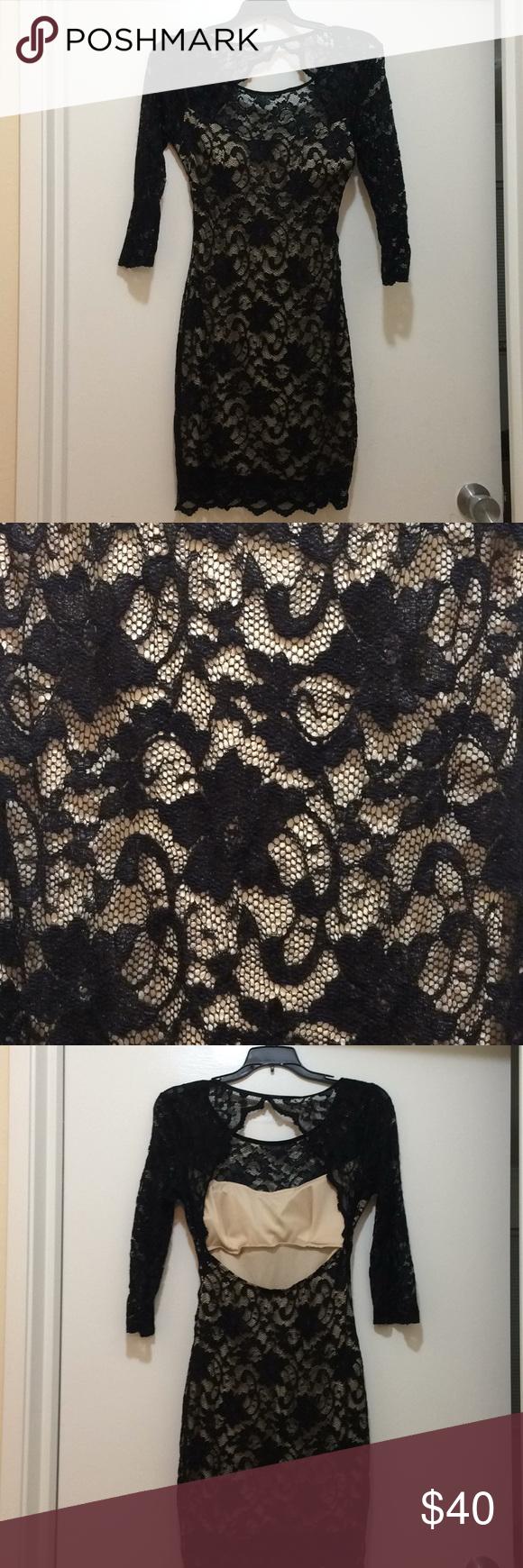 Black lace formal dress my posh picks pinterest black laces