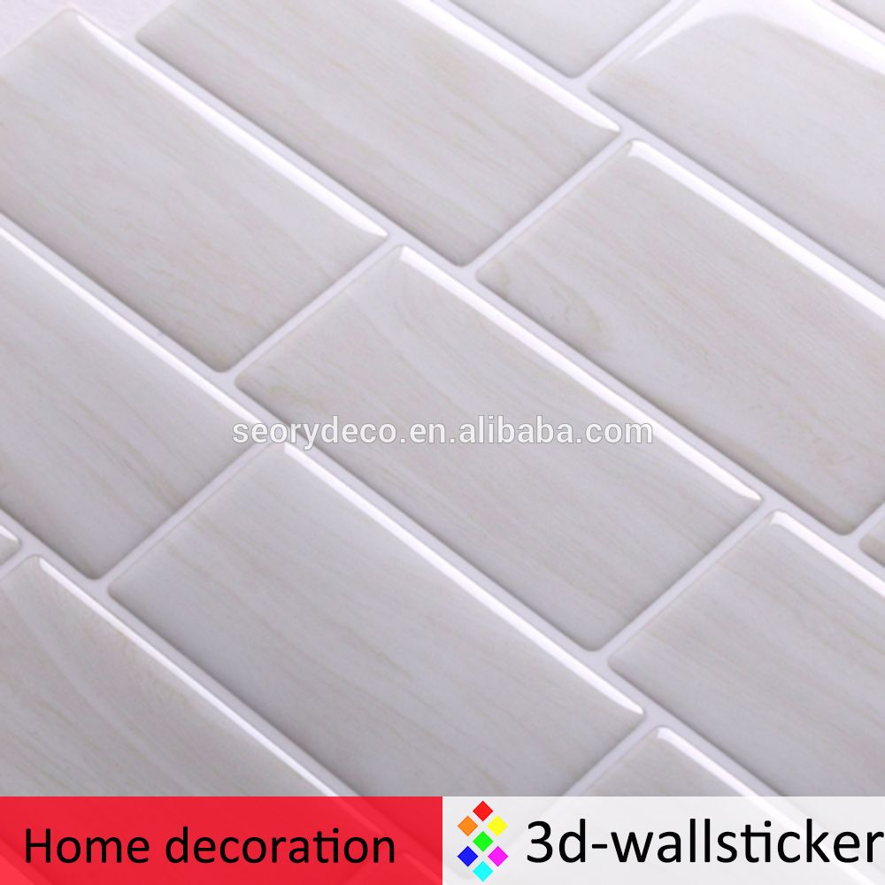 China Self Adhesive Gel Wall Tile Supplier Wholesale Kitchen