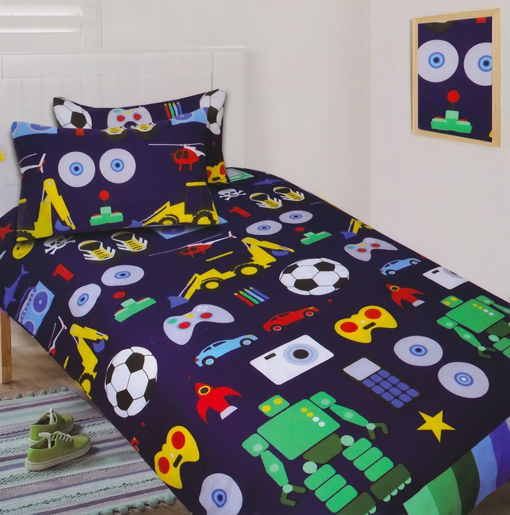 Image Result For Boys Gaming Bedding Technology Kids