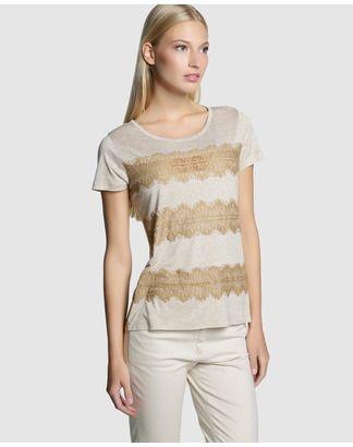 1d721c4a2 Camiseta de Yera-El Corte Ingles | Camisetas | Camisetas mujer ...