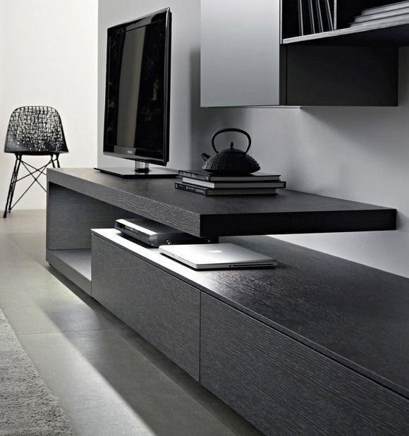 Muebles Para Television Modernos Mueble Tv Moderno Smart En Cosas De Arquitectoscosas Arquitectos Moderna