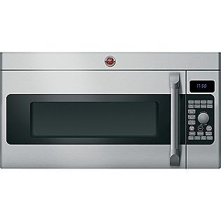 $849 GE- -1.7 cu. ft. Over-the-Range Microwave Oven w/ Convection - Stainless Steel.