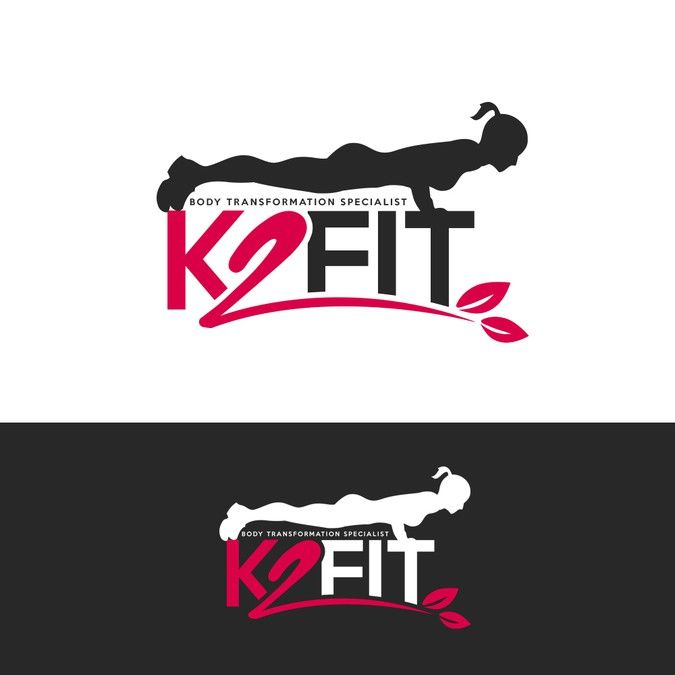 Freelance Design a clean simple design for my fitness business by puiglogo