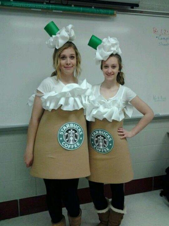 Diy Starbucks Cup Costume Everything I Like Starbucks