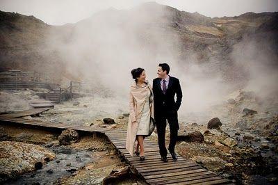Wedding In Iceland Photos By Bragi Thor