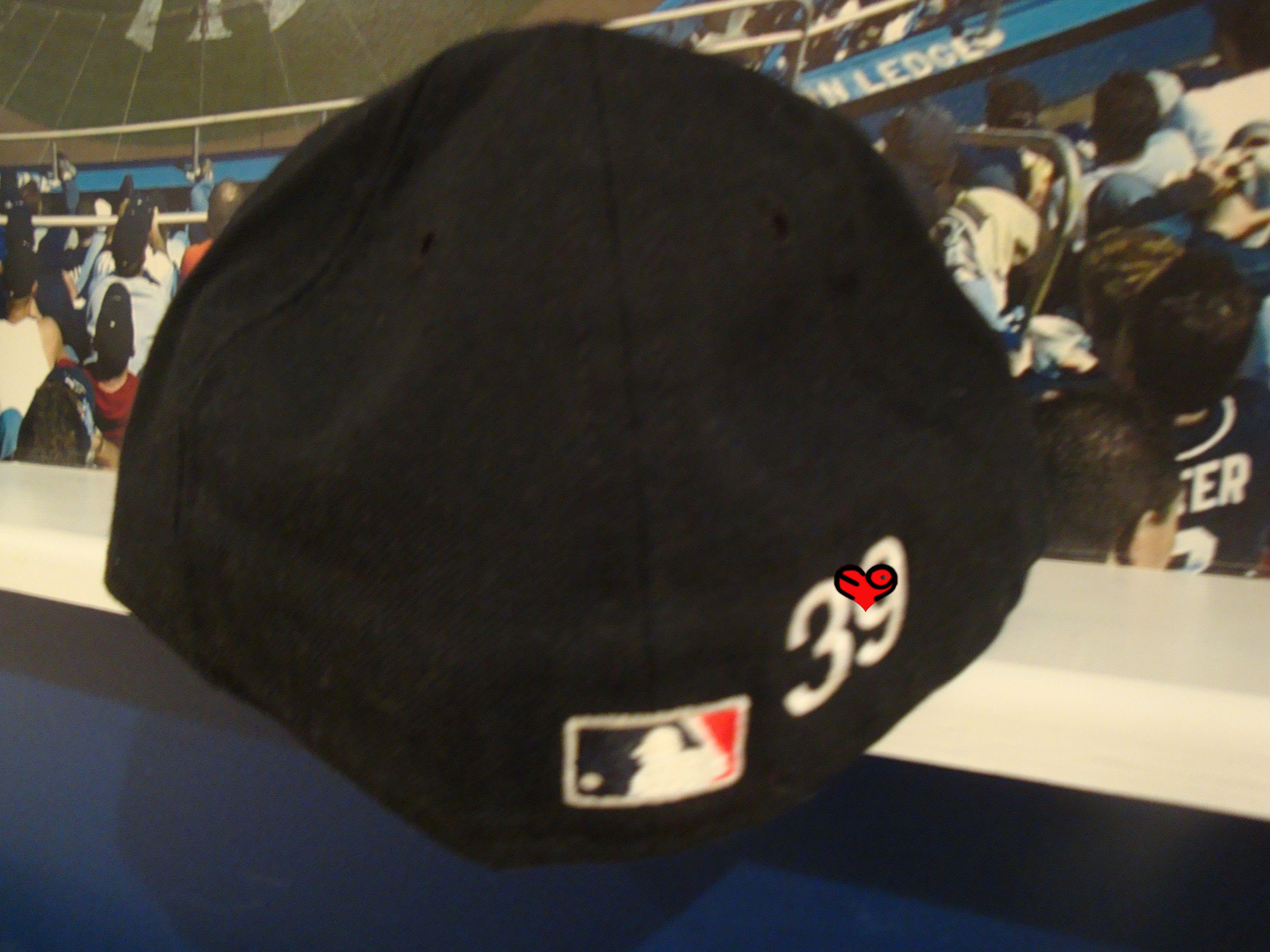 1998 World Series Yankee Hat w  39  1b56d7edacc