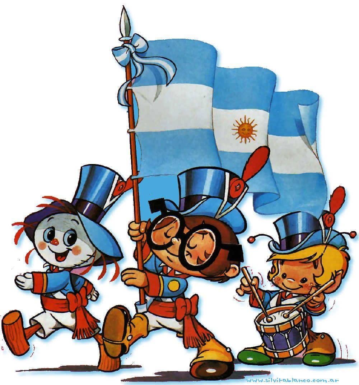 Bandera Argentina Comic Con Argentina Día De La Bandera Y