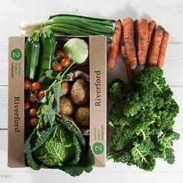Organic medium vegbox (original) | Riverford - order online, delivered for free
