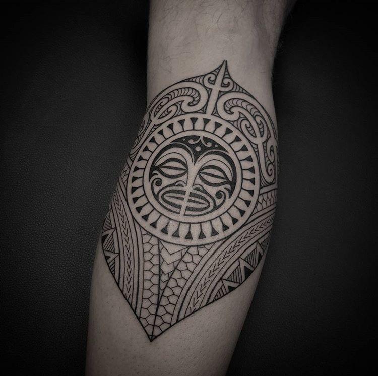 Maori Tattoo Studios: Done By Tristan (Dead Meat Tattoo) #sunsettattoonz Www