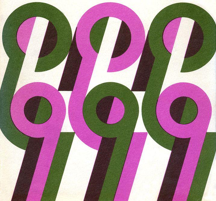 Robert Traxon Graphic Design: Robert Korn, Notes Of An Apprenticeship, C. 1968. Via