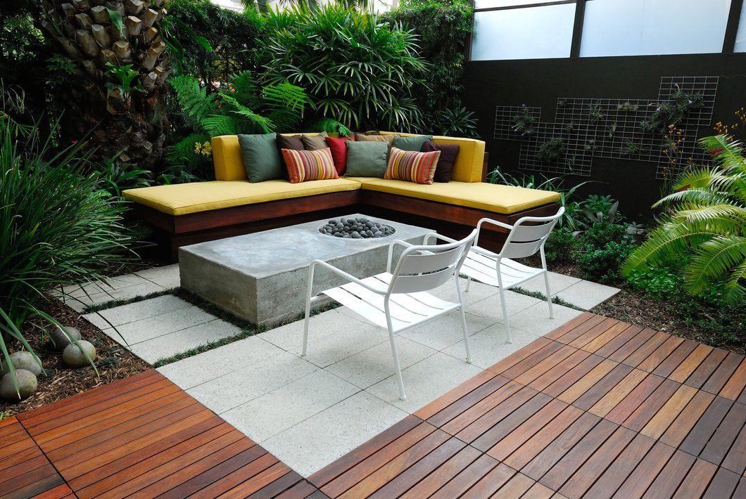 Image Result For At Grade Deck Deck Tile Outdoor Flooring Outdoor Furniture Sets