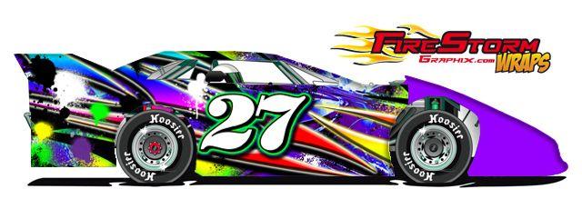 Race Car Numbers Race Car Decals Race Car Wraps Race Cars Racing Car