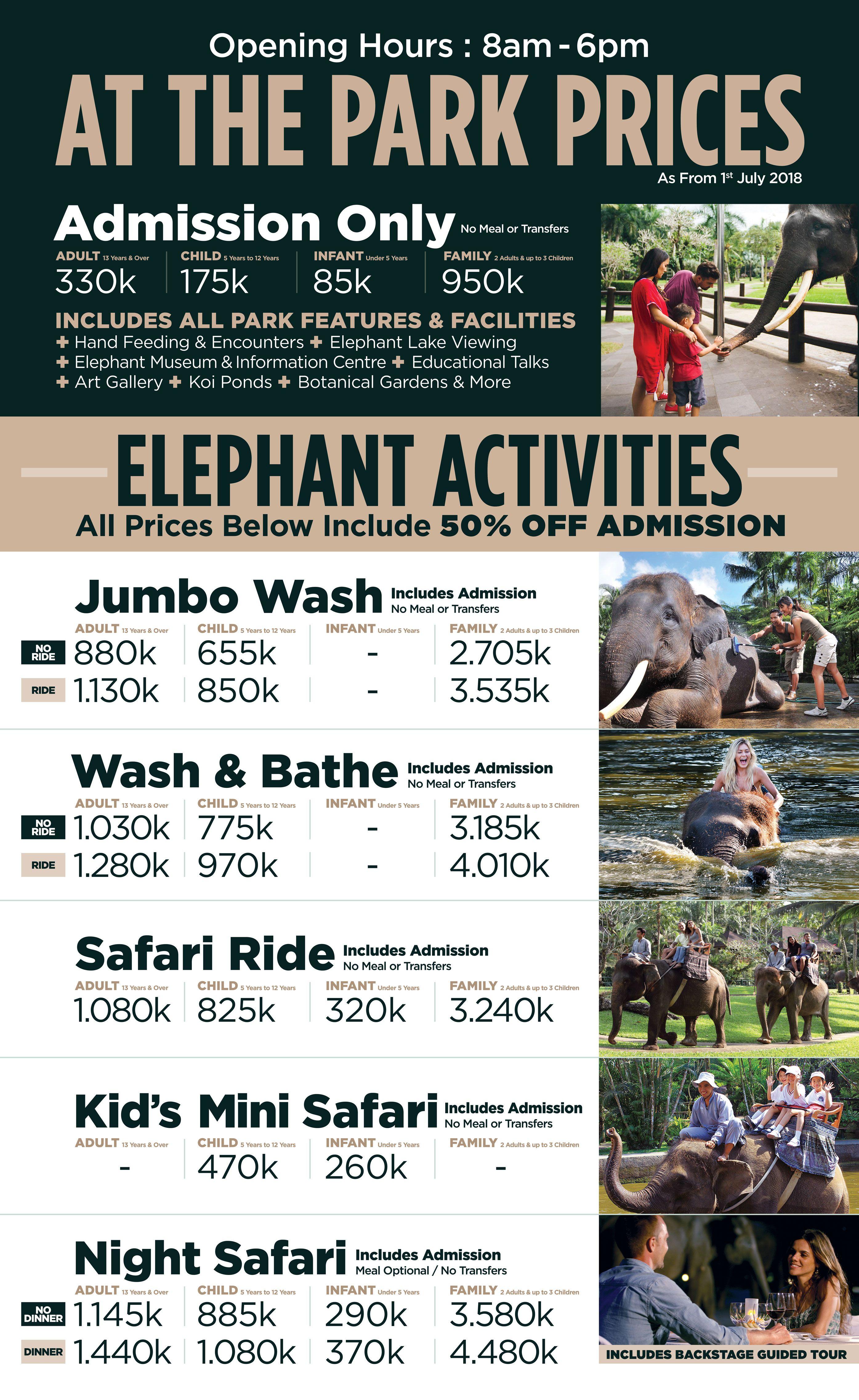 Mason Elephant Park Activities Mason Adventures Elephant Park Adventure Tours Park