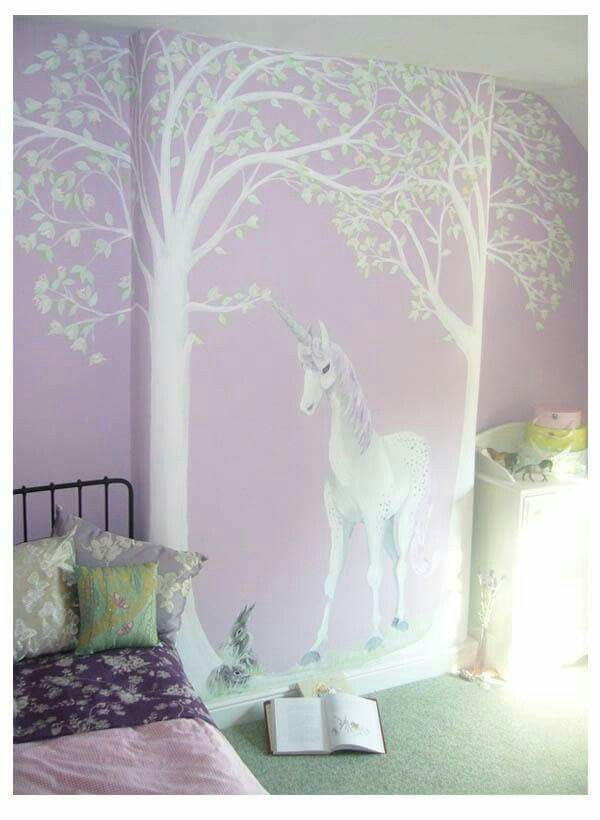 Pin By Emily Abraham On Unicorn Themed Bedroom Ideas