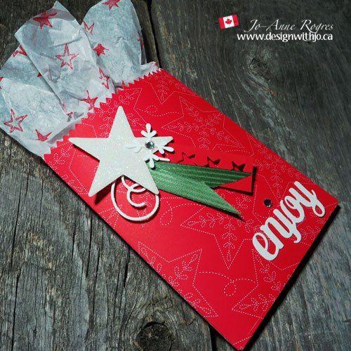 How to Make Mini Christmas Gift Bags | Christmas gifts, Minis and Gift