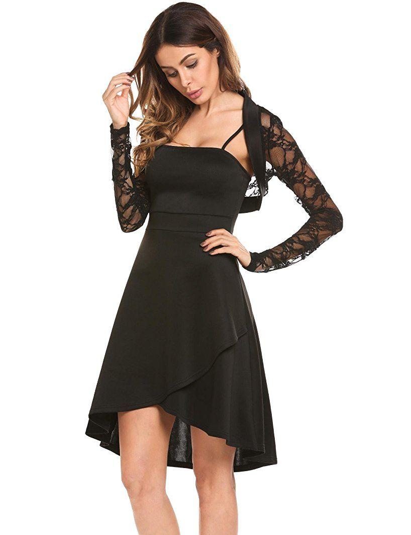 Kleid zweiteilig kurz
