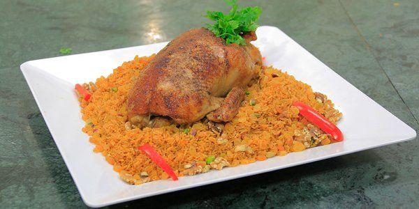 Cbc Sofra طريقة عمل بط بالمرتة الشيف شربيني Recipe Egyptian Food Food Recipes