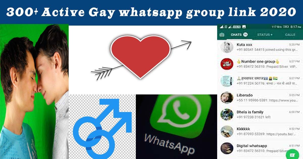 Gay whatsapp 9700+ WhatsApp