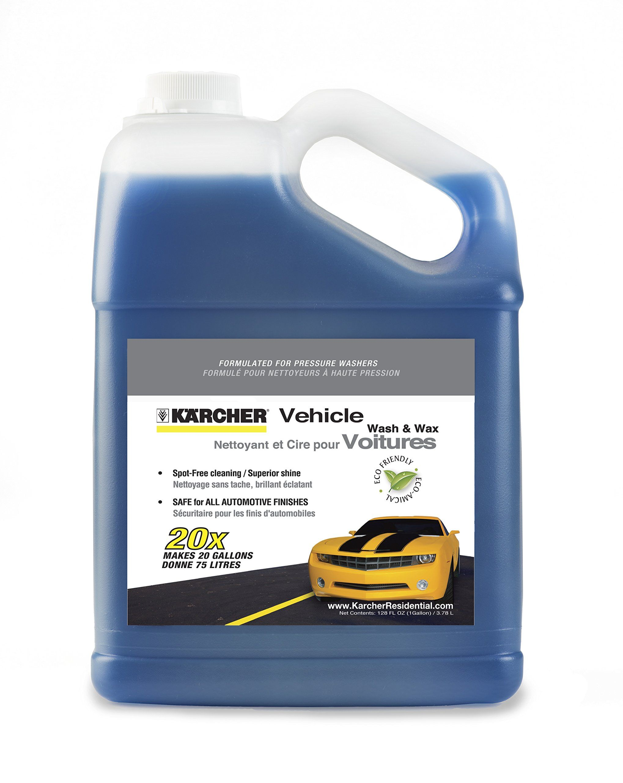 karcher vehicle detergent