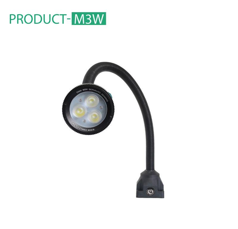 Led Work Light Gooseneck: Led Gooseneck Work Light - M3W - ONN