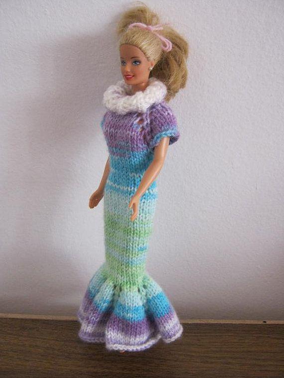 Barbie Knit Patterns Picswe