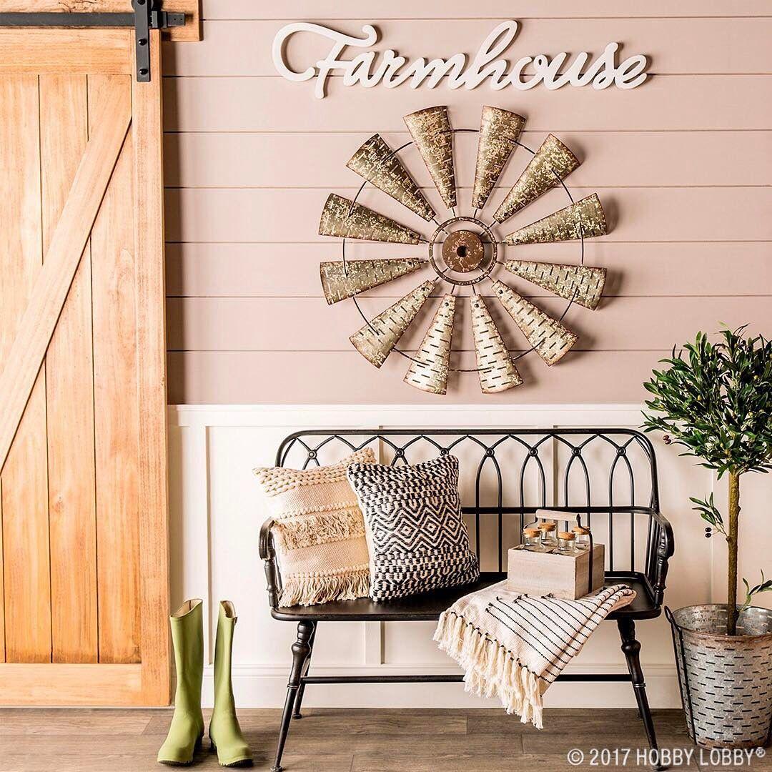 hobby lobby farmhouse benches