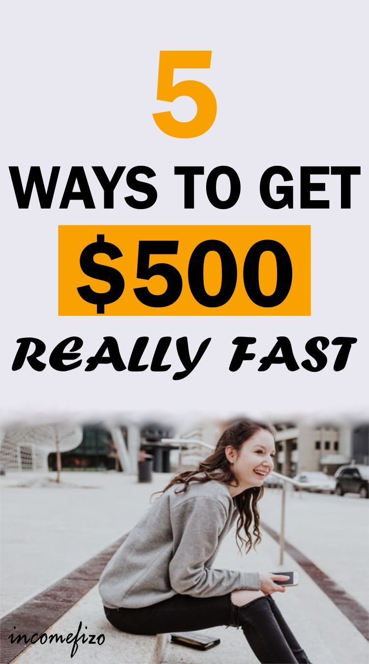 How To Make 500 Dollars Fast 11 Easy Steps Easy online