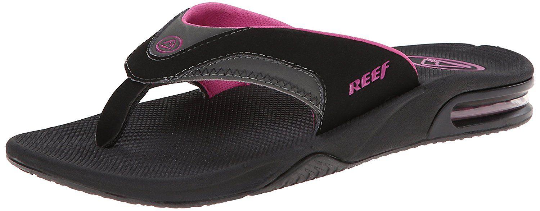 Reef Women's Fanning W Flip Flop