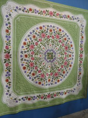 My Quilt Diary: Tokyo Dome quilt show - part 2