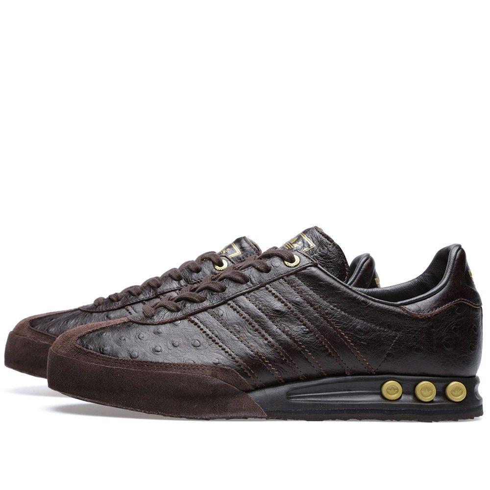 on sale 3480c 757b3 greece adidas consortium kegler super mustang brown 7d013 183a8
