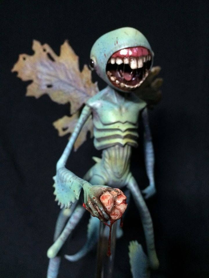 Hellboy 2 Tooth Fairy