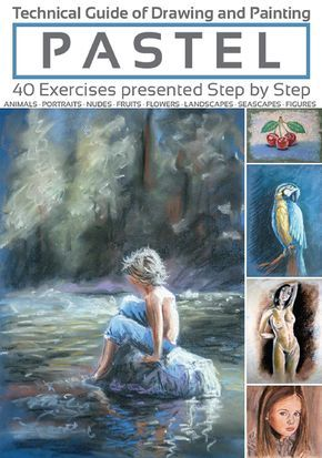 pastel technical guide of drawing and painting pintar rh pinterest com Nikon D800 Technical Guide Dolphin Guide Technical Support