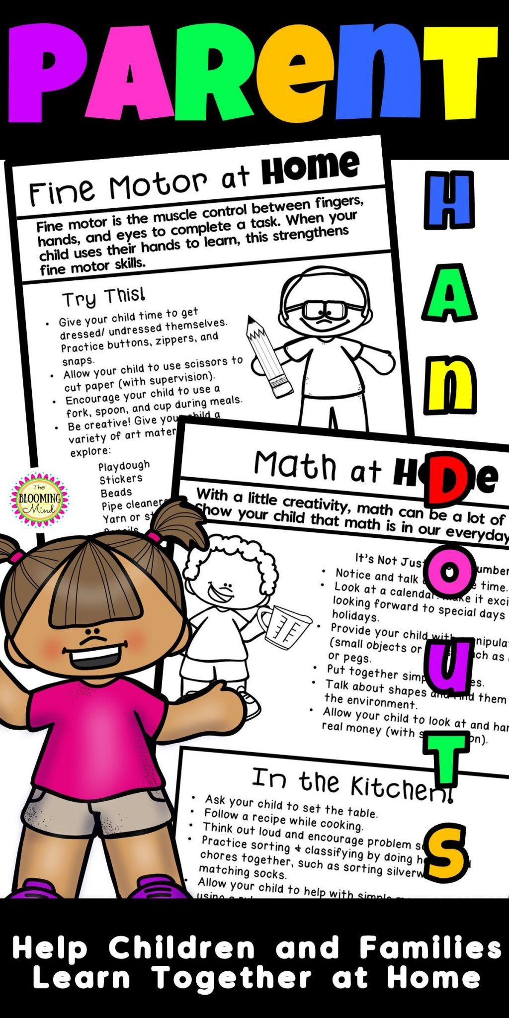5 Importance Talking Math Home In