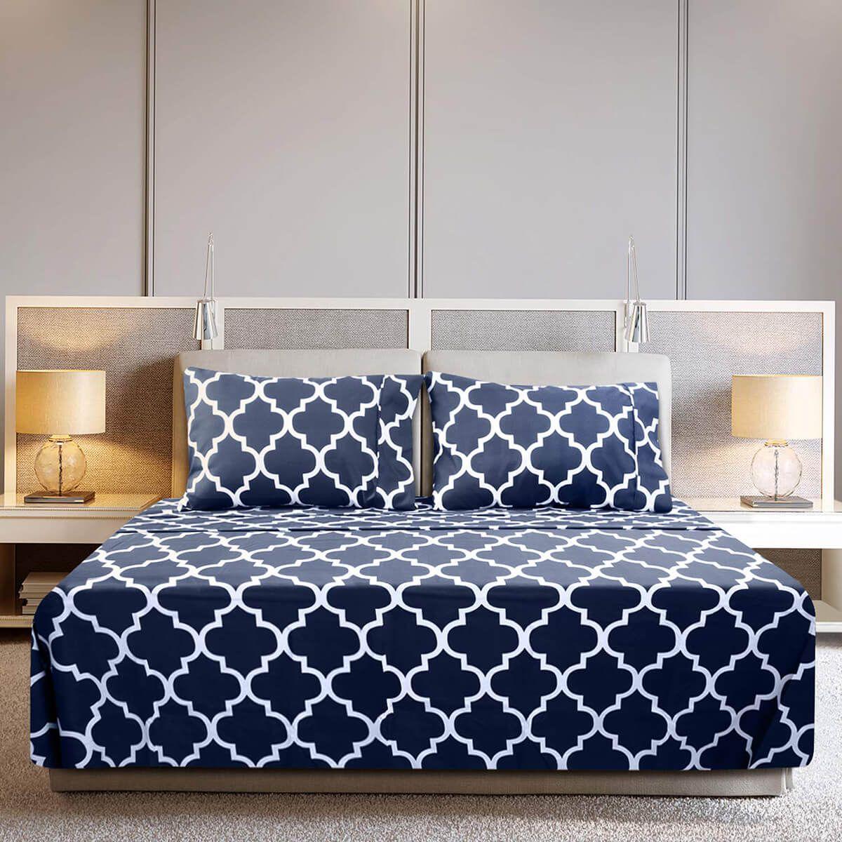 Utopia Bedding 4 Piece Bed Sheet Set Best Bed Sheets Luxury Bed Sheets Bed Sheet Sets