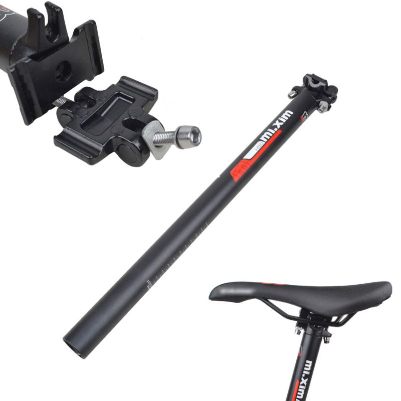 Aluminium Alloy Cycling Mountain Bike Seatpost Saddle Tube Bicycle Seat Post