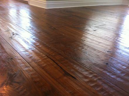 Hand Scraped Floors Part 2 How I Finish Them Flooring Hardwood Floors Hand Scraped Floors