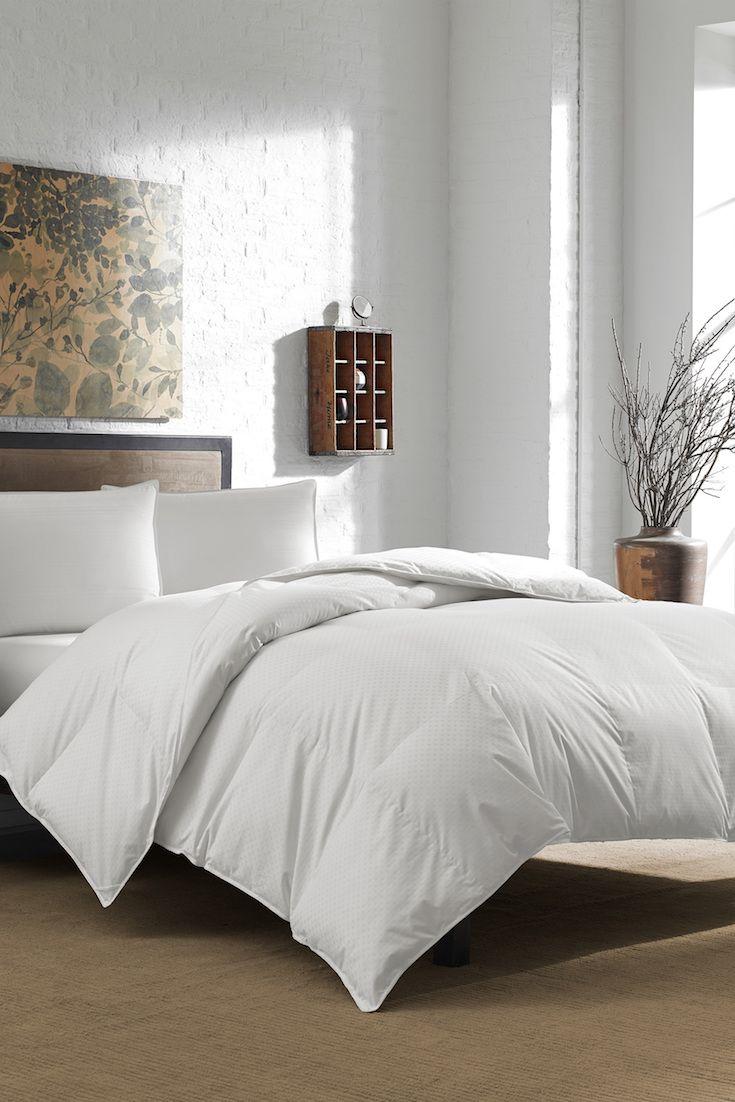 Down Comforters vs. Down Alternative Comforters