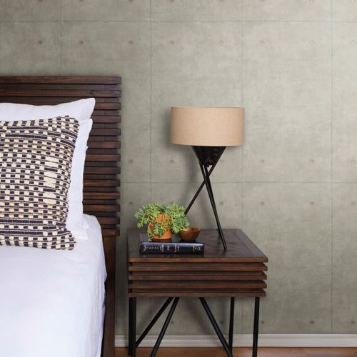 Joanna Gaines Concrete Wallpaper From Magnolia Home By