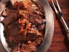 Beer-Braised Beef #farmhouserulesrecipes